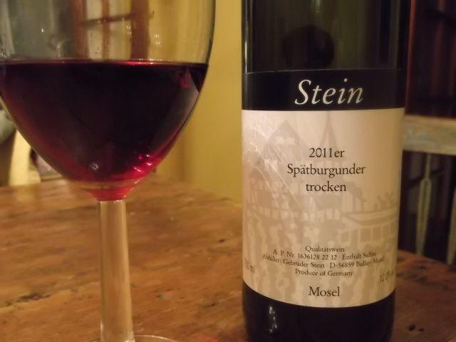 2011 Stein Spaetburgunder (trocken)