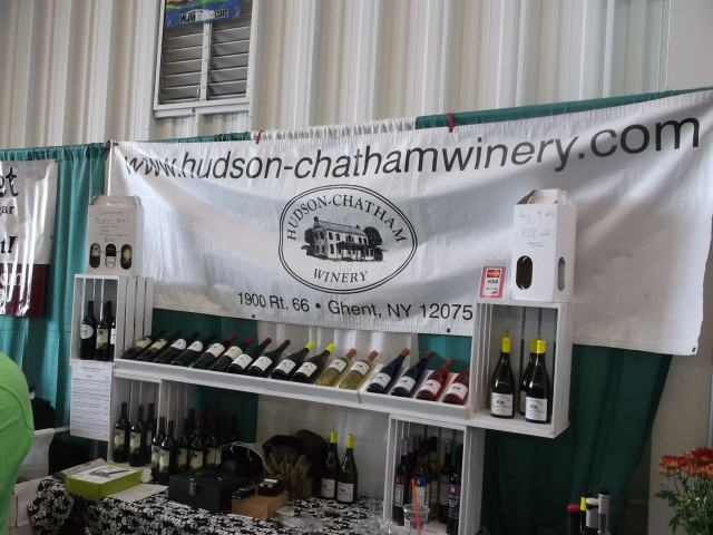 Hudson-Chatham at the Hudson Valley Wine and Food Fest