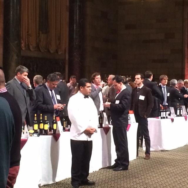 2015 Union des Grand Crus de Bordeaux, NY