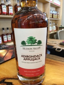 Hudson Valley Distillers Adirondack Applejack