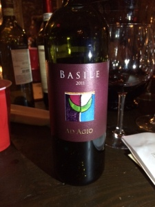 Basile Ad Agio 2011