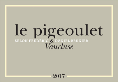 Pigeoulet-Label